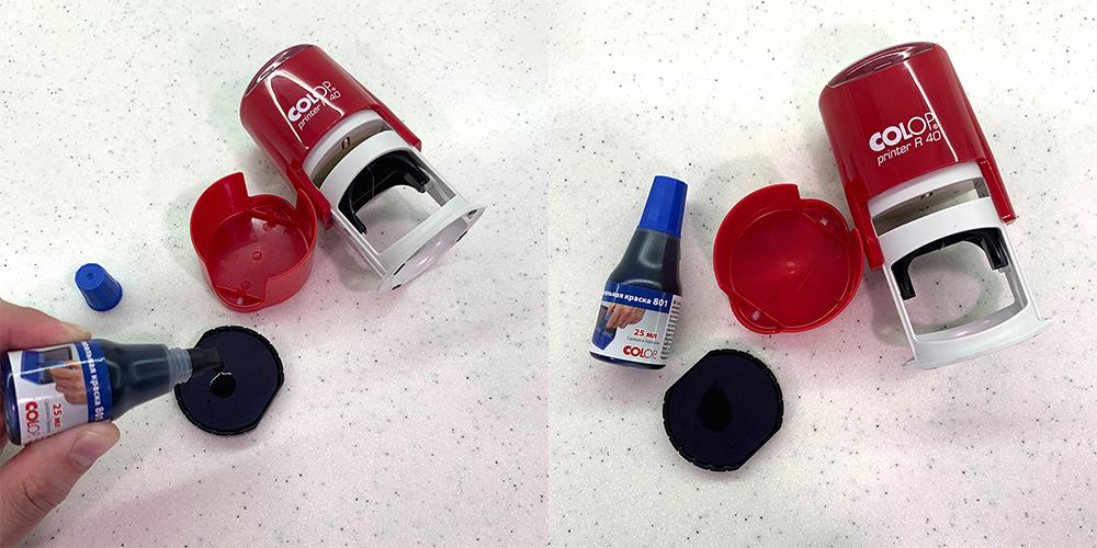 всего как заправить печать штемпельной краской фото кепки, бейсболки, панамы